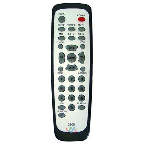 Control Remoto TV SEIKO (3505)
