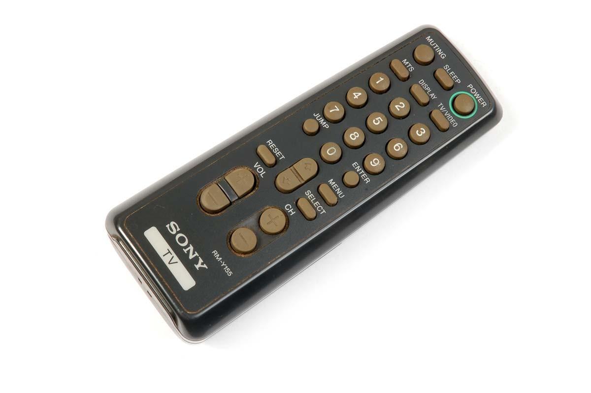Control remoto Sony Original Rm-y155