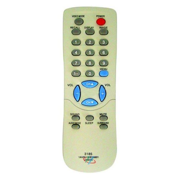 Control Remoto Sanyo TV JXMMR/JXMRR
