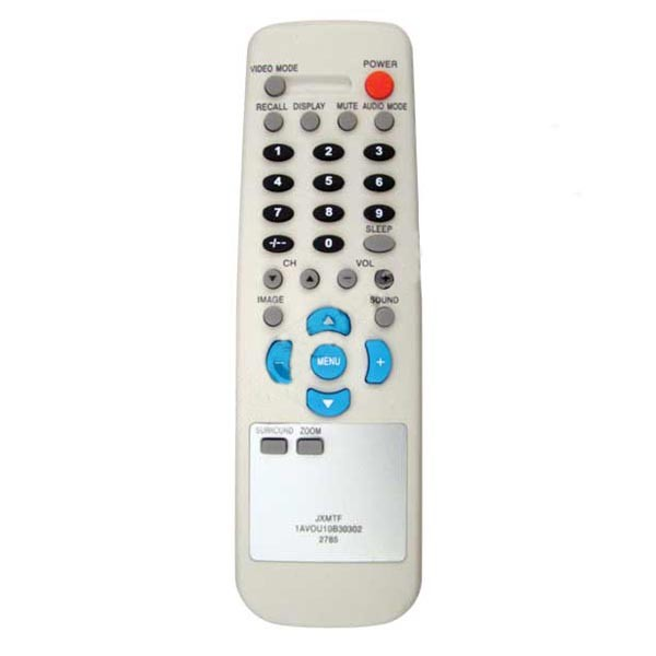 Control Remoto Sanyo TV JXMTF