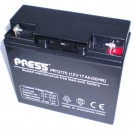 Bateria Gel 12v 17a Press (12v17ah/20hr)
