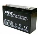 Bateria Gel 6v 10a Press (6v10ah/20hr)