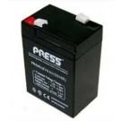 Bateria Gel 6v 4a Press (6v4ah/20hr)