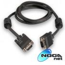 Cable VGA a VGA 1.80m con filtros